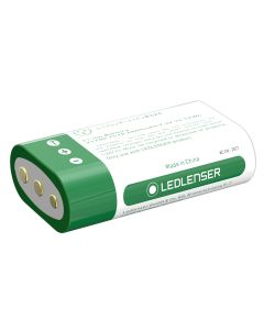 2 x 21700 Li-ion rechargeable battery pack