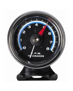 Retro Line Tachometer, 270 Sweep