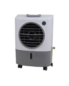Hessaire 1300 CFM Evaporative Cooler, Fixed Vent