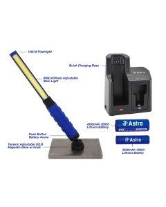 800 Lumen Rechargeable Slim Light