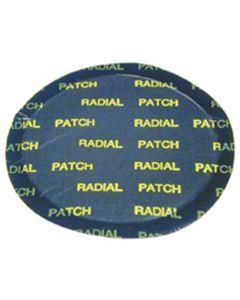 "Radial Patch 4-1/8"" 10 per Box"