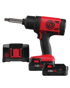 """1/2"""" Cordless Impact Wrench Kit with 2"""" Anvil,"""