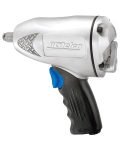 ACDelco Air Impact Wrench, 1/2 in. Drive, 400 ft/lbs. Max Torque, Aluminum Housing, 3 Adjustable Speeds