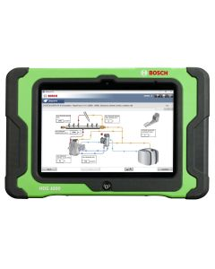 ESI (Truck) Heavy Duty Diagnostic Solution with HDS 1000 Tablet
