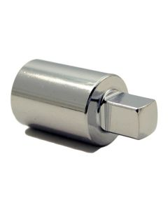 """Square Male Socket, 10mm, 4 Point, 3/8"""" Drive"""