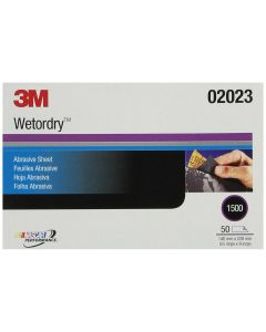 """3M Imperial Wetordry Sand Paper Sheets 5-1/2"""" x 9"""""""
