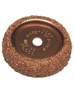 "High Speed Buffing Cone, 2-1/2"" Diameter"