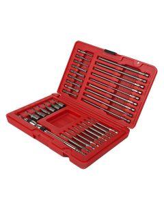 Sunex Tools 34-Piece Quick Change Bit Set