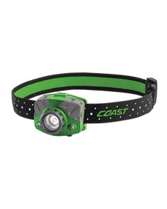 FL75R Rechargeable Headlamp, Green