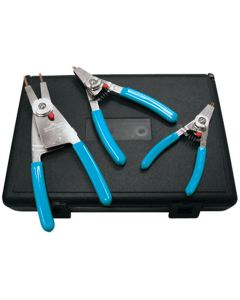 CHANNELLOCK 3-Piece Retaining Ring Plier Set