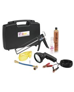 UV Mega Lite Leak Detection Kit