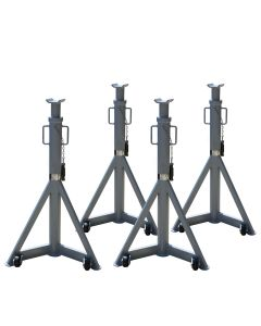 Atlas Axle Stand, 16,500 lb. Capacity, Adjustable Height