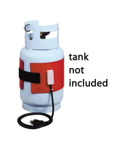 Heater Blanket for 30 or 50 lb. Tank (Tank Pictured NOT Included)