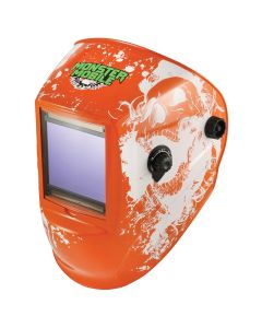 Monster Mobile? Welding Helmet Grinding 5-9 Orange