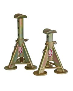 5 Ton Jack Stands (Pair) with European Tops
