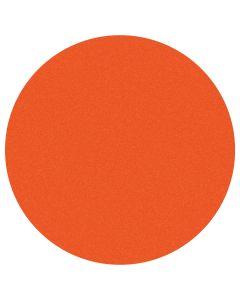 Dynabrade 6 in. Diameter Non Vac Dynacut Extreme Orange 180-Grit Premium Film Disc