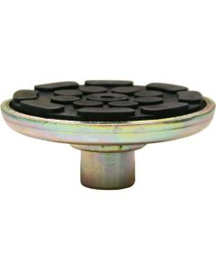 """Round Lift Pad With Rubber Pad (1 1/2"""" Peg)"""