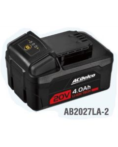 ACDelco Battery Pack 20V Lith-Ion 4.0 Ah