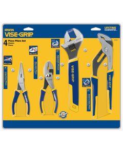 Vise-Grip 4-Piece ProPliers Set