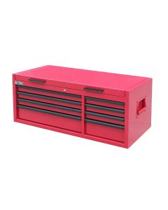 "Red Pro Series Tool Chest 54"" Top 8-Drawer"