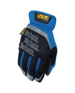 FastFit Gloves, Blue, Large