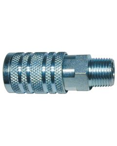 "1/2"" TF and I/M Coupler with 1/2"" MNPT"
