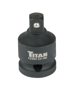 Titan 1/2 in. x 3/8 in. Drive Reducing Adapter
