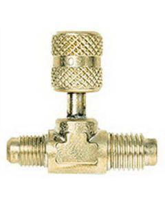 Pump Screw-On Inlet Tee Adapter