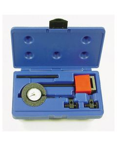 .200in. Range 0-100 Magnetic Base Dial Indicator Set