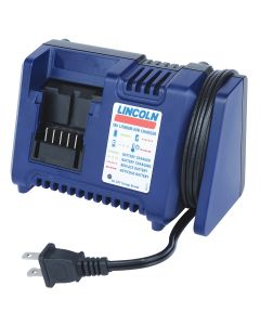 Lincoln 18 Volt Lithium-Ion Battery Charger