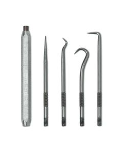 5-Piece Pick and Hook Set