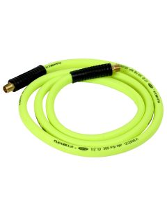 Flexzilla ZillaWhip 1/2 in. x 8 ft. Swivel Whip Hose 3/8 in. NPT