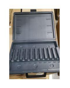 Empty Plastic Case Gray