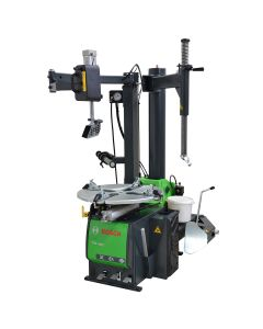 Swing Arm Tire Changer with Helper Assembly