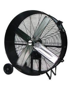 """42"""" Belt Drive Drum Fan, 2-Speed"""