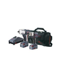2-Piece IQV 20 1/2 in. Impact and 3/8 in. Impact Kit