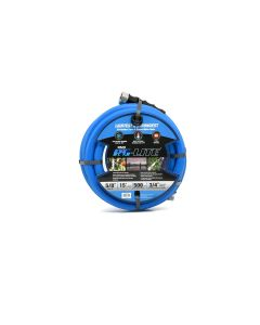 BluBird AG-Lite BSAL5815 Rubber Hot & Cold Water Garden Hose (5/8 in. x 15 ft.)