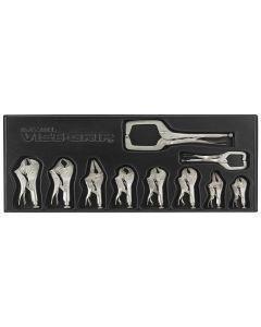 Vise-Grip Irwin 10-Piece Locking Pliers Set