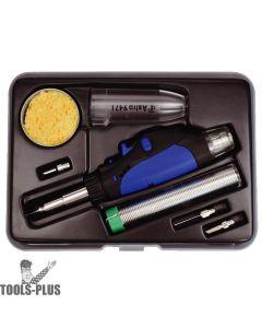 Astro Pneumatic Butane Micro Pencil Soldering 8-Piece Kit