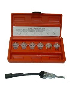 Electronic Fuel Injection and Ignition Spark Tester Kit