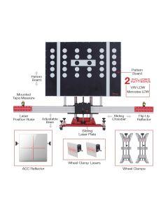 ADAS Standard Calibration Package