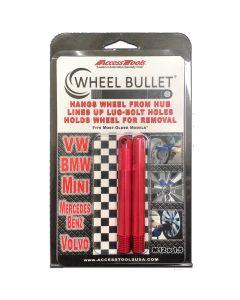 Wheel Bullet 12x1.5 2 PK