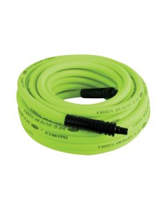Flexzilla 3/8 in. x 35 ft. Air Hose with 1/4 in. MNPT Fittings