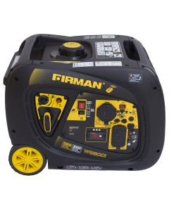Firman Power Equip. Power Equipment W3083 3000/3300 Watt Portable Gas Inverter with Electric and Remote Start
