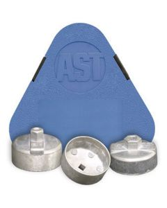 Assenmacher Specialty Tools Toy 300 Oil Filter Wrench Set for Toyota/Lexus