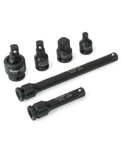 Titan 6-Piece 3/8 in. Drive Impact Socket Accessory Set