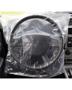 Slip-N-Grip Steering Wheel Cover (500/Roll)