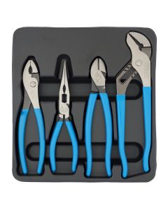 CHANNELLOCK 4-Piece Pro's Choice Pliers Set
