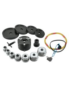 Premium Three Jaw Chuck Kit