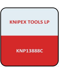 Knipex Electrical Installation Pliers - AWG 12, 14, Insulated to 1,000V (Carded)